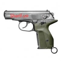 Пистолетная рукоять на Макаров PM-G Green-4