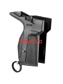 Пистолетная рукоять на Макаров левосторонняя Black PM-G Left Bl-5