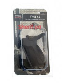 Пистолетная рукоять на Макаров PM-G Black-4