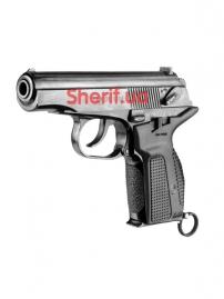Пистолетная рукоять на Макаров PM-G Black-5