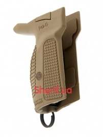 Пистолетная рукоять на Макаров PM-G Tan-3