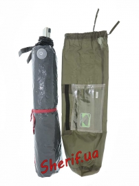 Палатка 2-местная «Mini Pack Standard», Olive 1420500 4