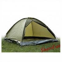 Палатка MIL-TEC 3-местная IGLU Standart Olive