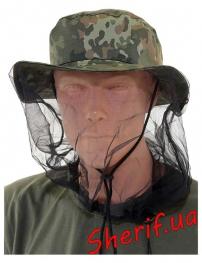 Панама Flecktarn с сеткой (защита от комаров)
