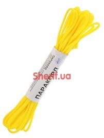 Паракорд Type III 550, yellow #019