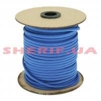 Паракорд Type III 550 blue #001, 1метр