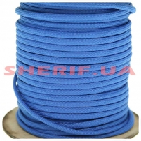 Паракорд Type III 550 blue #001, 1метр-2