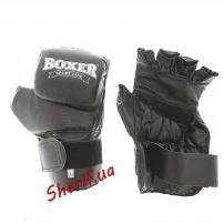 Перчатки Boxer (M-1 fighting) L