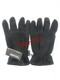 Перчатки MIL-TEC флисовые THINSULATE Black-2