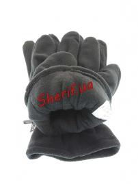 Перчатки MIL-TEC флисовые THINSULATE Black-3