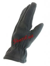 Перчатки MIL-TEC флисовые THINSULATE Black-4