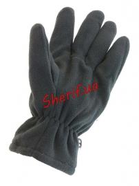 Перчатки MIL-TEC флисовые THINSULATE Black-5