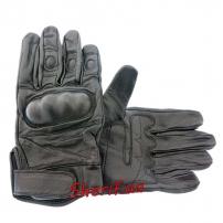Перчатки MIL-TEC тактические кожаные Black, 12504102