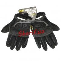 Перчатки Mechanix M-Pact 3 FF+ плас. кост. Black-2