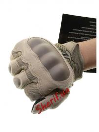 Перчатки Wiley X DURTAC SmartTouch Tan-4