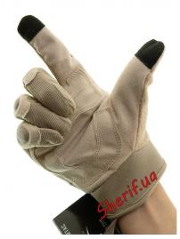 Перчатки Wiley X DURTAC SmartTouch Tan-5