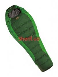 Спальный мешок Pinguin SAVANA 185 зеленый L