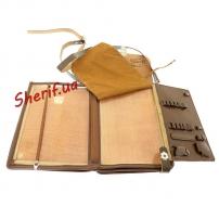 Планшет офицерский для карт, ручек (кожа)-4