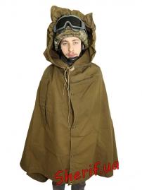 Плащ-палатка солдатская  180х180см