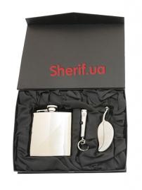 Подарочный набор с флягой HP1406YB-10