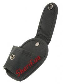 Подсумок Max Fuchs для наручников открытый нейлон Black-4