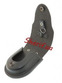 Подсумок Max Fuchs для наручников (кожа екстра) Black-3