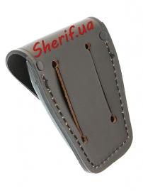 Подсумок Max Fuchs для наручников кожа Black-2
