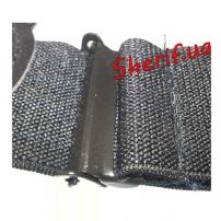 Подтяжки MIL-TEC с клипсой Black, 13184002-5