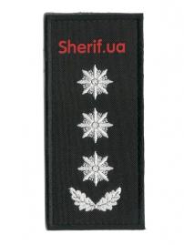 Погон Полковник полиции (1шт)