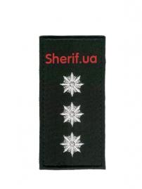 Погон Старший лейтенант полиции (1шт)