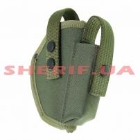 Поясная кобура Форт-17 с чехлом Olive-2
