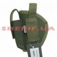 Поясная кобура Форт-17 с чехлом Olive-4