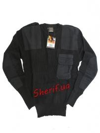 Пуловер BW Max Fuchs Black-5