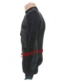 Пуловер BW Max Fuchs Black-2