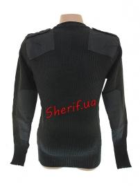 Пуловер BW Max Fuchs Black-3
