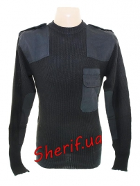 Пуловер BW Max Fuchs Black