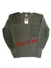 Пуловер BW Max Fuchs Olive-5