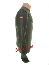 Пуловер BW Max Fuchs Olive-2