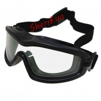 Противоосколочные очки Pyramex V2G Plus (CLEAR. прозрачные)