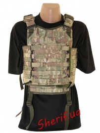 РЗ-11. Разгрузочная система Plate Carrier Multicam