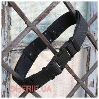 Ремень MIL-TEC LC2 US PISTOL Black, 55мм-5