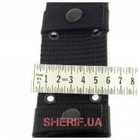Ремень MIL-TEC LC2 US PISTOL Black, 55мм-4