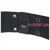 Ремень MIL-TEC LC2 US PISTOL Black, 55мм-3
