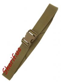 Ремень армейский 50мм с пряжкой Coyote, 13315505-2