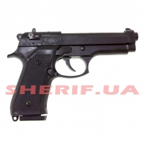 Пистолет стартовый Retay Mod. 92, 9mm, Black (1195.03.20)