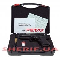 Пистолет стартовый Retay Mod. 92, 9mm, Black (1195.03.20)-6