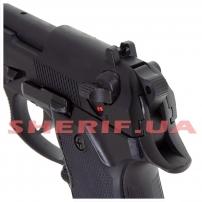 Пистолет стартовый Retay Mod. 92, 9mm, Black (1195.03.20)-4