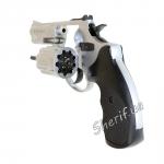 Револьвер под патрон Флобера Ekol Viper 3(Хром) 4