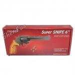 Револьвер под патрон Флобера Super SNIPE-6 (бук) 3