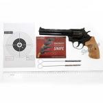 Револьвер под патрон Флобера Super SNIPE-6 (бук) 4